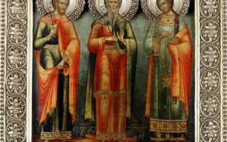 3 сильных молитвы Гурию, Самону и Авиву