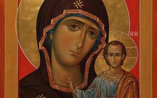 Казанская икона: описание и значение, история