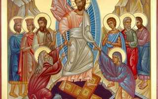 Акафист Святой Пасхе: текст, для чего читают