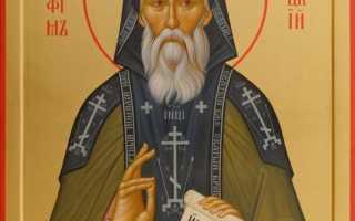 Сильная молитва святому преподобному Серафиму Вырицкому о здоровье и исцелении