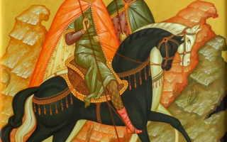 3 сильных молитвы святым страстотерпцам Борису и Глебу, благоверным князям Российским чудотворцам